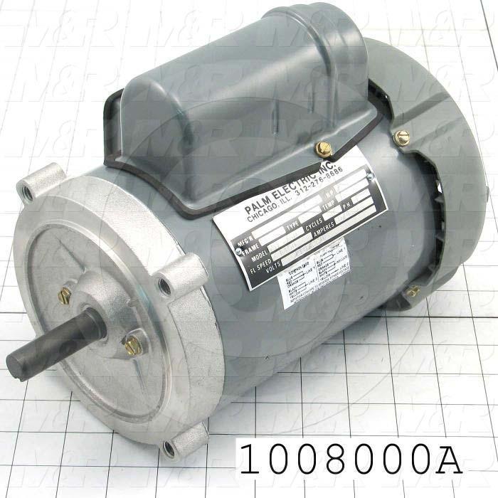 A.C. MOTOR 220V 50/60 HZ.