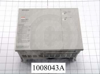 AC Drive, A Series, 3.7KW, 208-230VAC