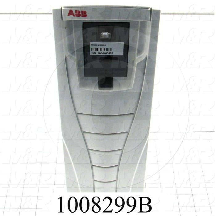 AC Drive, ACS-550 Series, 5.6KW (7.5HP), 208/220/230/240VAC, 3 Phase