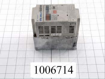 AC Drive, CIMR-J7 Series, 1.5KW (2HP), 208-230VAC