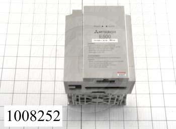 AC Drive, E520 Series, 1.5KW (2HP), 208-230VAC