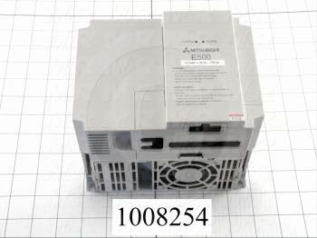 AC Drive, E520 Series, 3.7KW, 208-230VAC