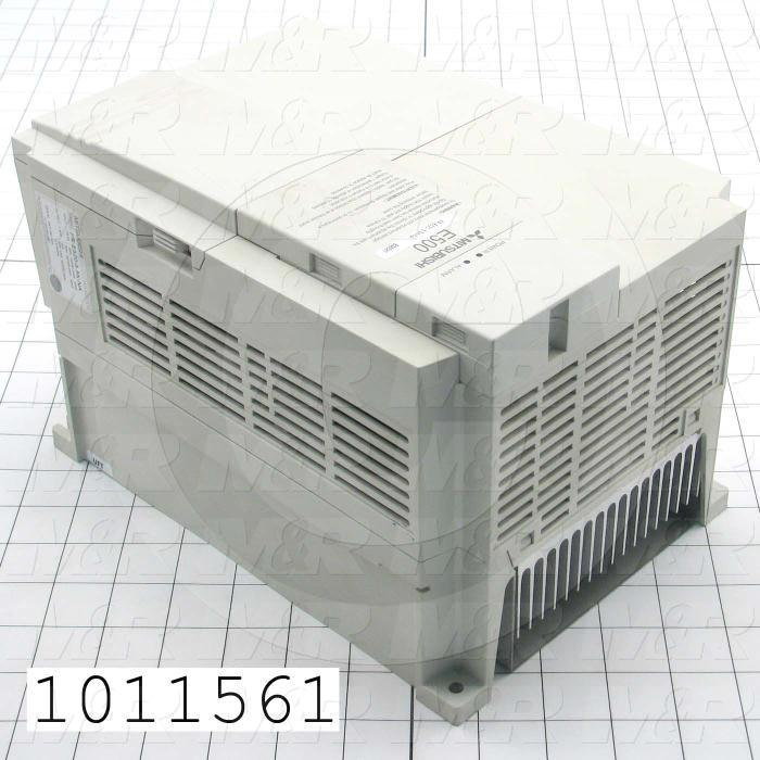 AC Drive, E520 Series, 5.6KW (7.5HP), 208-230VAC