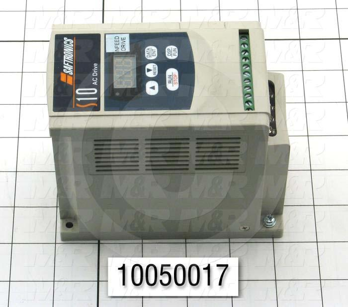 AC Drive, FR-S510WE Series, 0.2KW (1/4HP), 115VAC