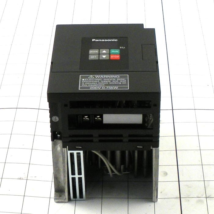 AC Drive, FR-S510WE Series, 0.75KW (1HP), 208-230VAC, 1 Phase, 230VAC Output - Details