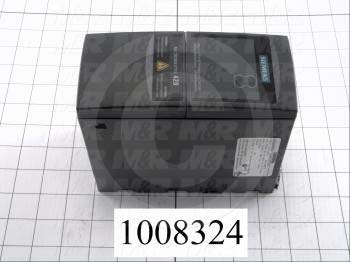 AC Drive, FR-S510WE Series, 0.75KW (1HP), 208-230VAC, 3 Phase