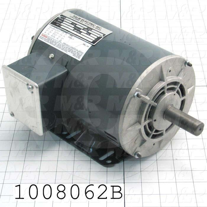 AC Motor, 1.5HP, 1450 RPM, 380VAC, 3 Phase, 50Hz