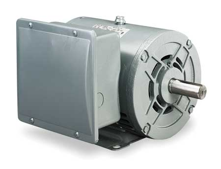 AC Motor, 3HP, 1725 RPM, 208-230VAC, 3 Phase