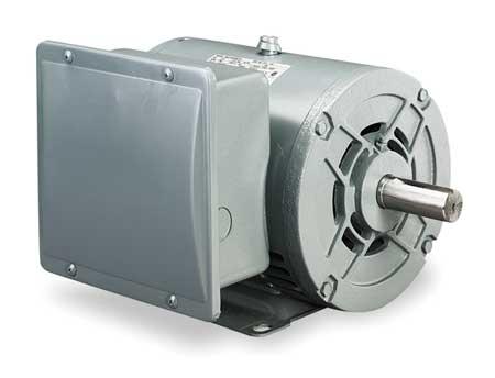 AC Motor, 3HP, 1725 RPM, 208-230VAC, 3 Phase