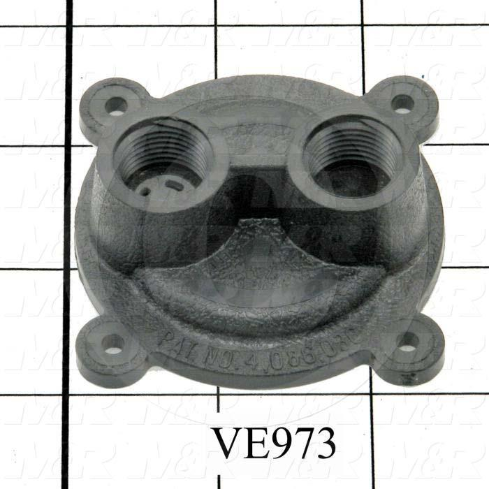 Accessories, Replacement Head For VE919 & VE943 Vacuum Pump