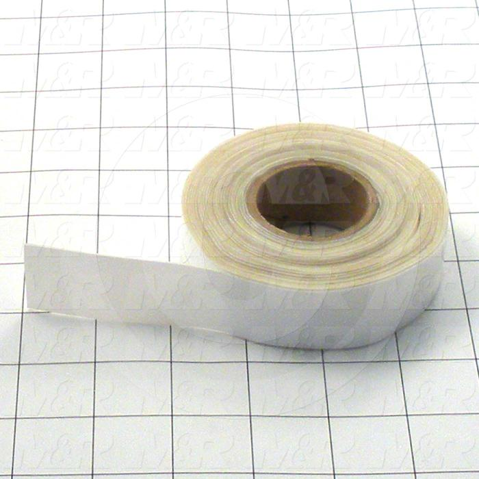 "Adhesives & Seals, Ultra Hi-Bond Acrylic Tape, 1"" Width, 0.033"" Thickness, Acrylic Foam Material, Clear Color"