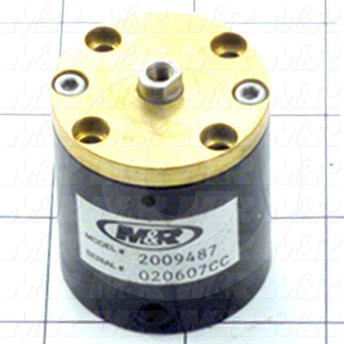 """Air Cylinders, Rod Type, Standard NFPA, Single Acting Model, 3/4"""" Bore, 3/4"""" Stroke"""