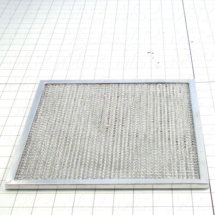 "Air Filters, Conquest Uv Power Box Type, 10""X 10"""