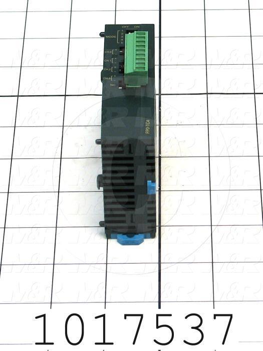 Analog Input Module, 4 Channels, FP0 Series