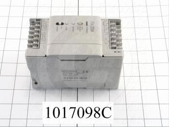 Analog Output Module, 2 Channels, 0-10VDC or 4-20mA, FX2N Series