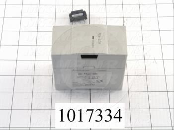 Analog Output Module, 4 Channels, 0-10VDC or 4-20mA, FX2N Series