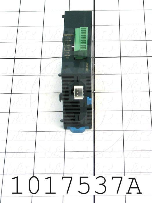 Analog Output Module, 4 Channels, -10V To +10V, FP0 Series
