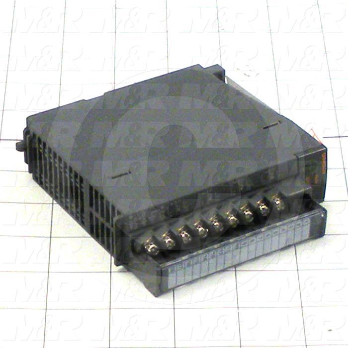 Analog Output Module, 4 Channels, -10V To +10V, Q Series