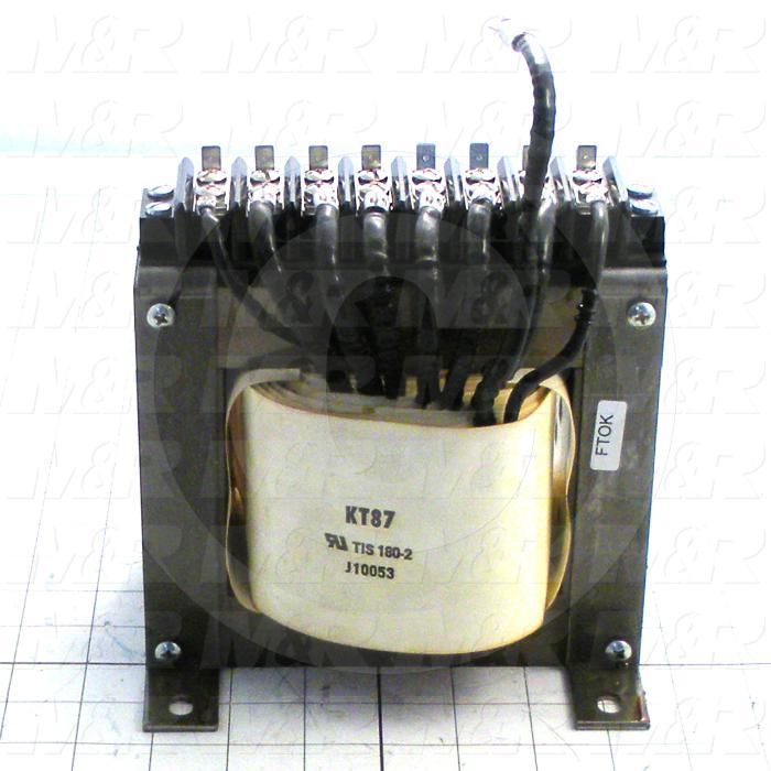 Autotransformer, 6KW, 50/60Hz