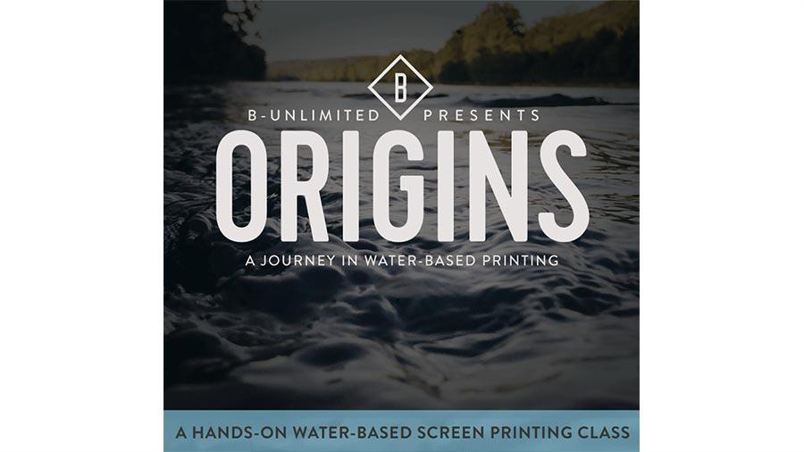 M&R Companies Sponsoring B-Unlimited Water-based Printing Academy