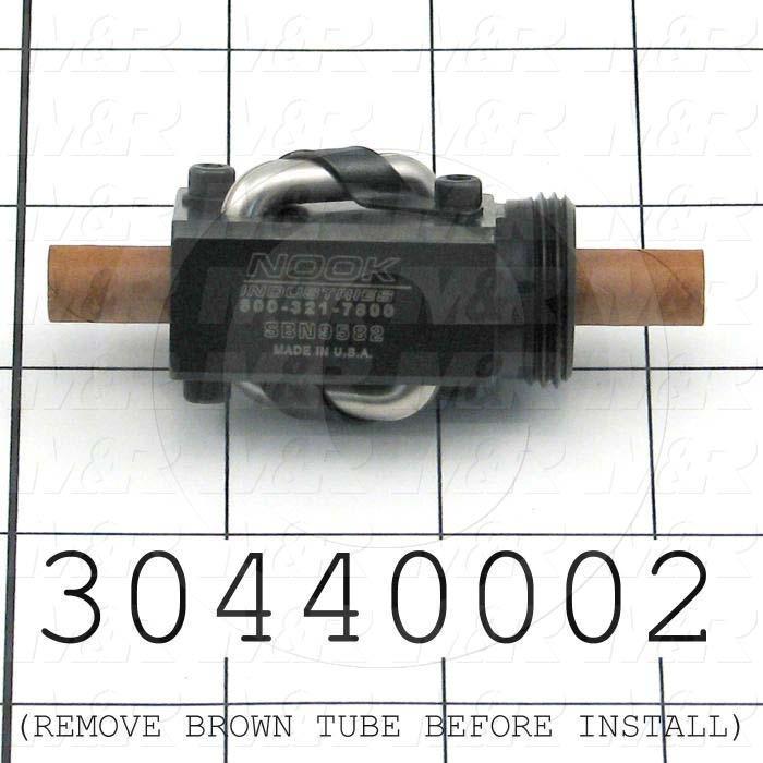 "Ball Screw, Type : Ball Screw Nut, Nut Diameter 1.000"", Nut Length 1.875"", Lead 0.50"", No of Circuits 2"