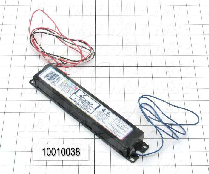 Ballast, Electronic Ballast, 1 Lamp, 120/277V