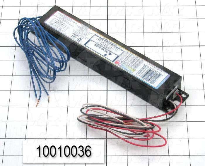 Ballast, Electronic Ballast, 3 Lamps, 120/277V