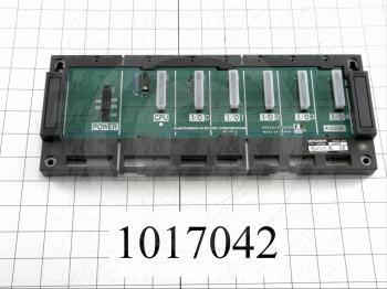 Base Unit, PLC A1S Series, 5 Units