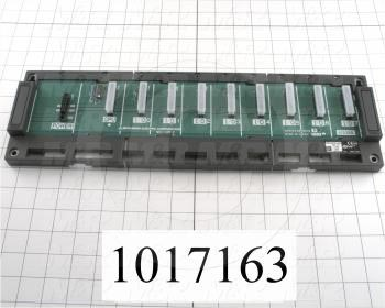 Base Unit, PLC A1S Series, 8 Units