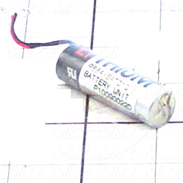 Battery, 3.6V, For Servo R88D-GT Series