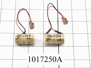 Battery, 3V, For PLC 90-30 Series