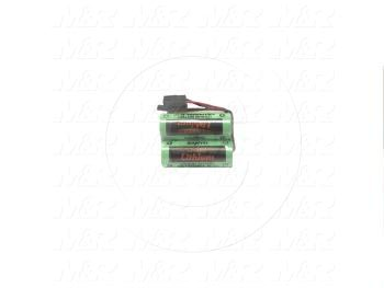 Battery, 6V, For Fanuc Servo