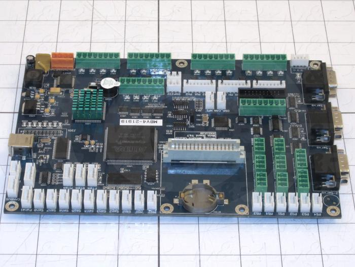 Board Assembly, Main Board