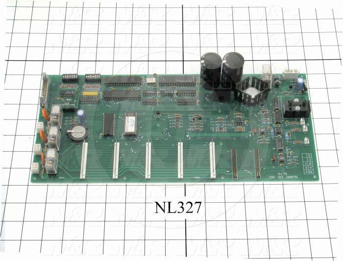 Board Assembly, Main Board & Microprocesor Assembly, Use For Exposure System, Replacement Part