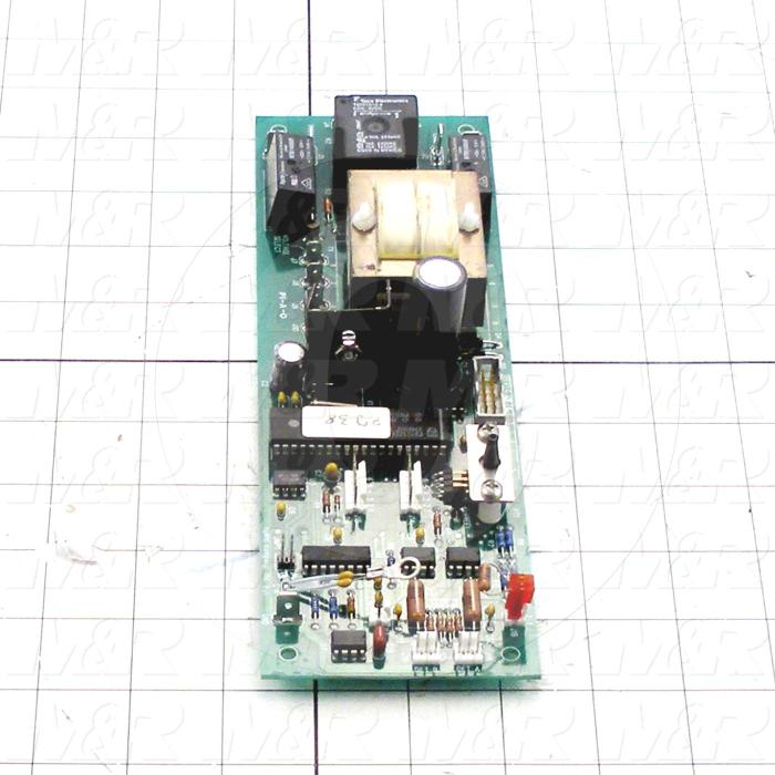 Board Assembly, Main Board & Microprocesor Assembly, Use For Screen Frame Imaging System 36x50