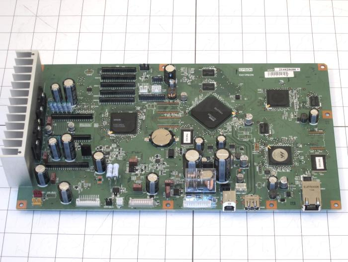 Board Assembly, Main Board, Use For I-Screen Printer 7900