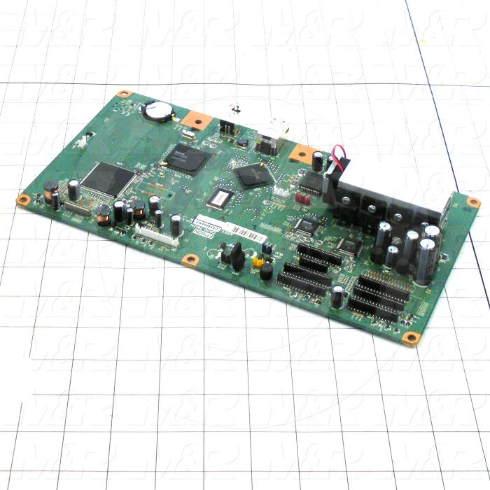 Board Assembly, Mother Board, Use For I-Dot Printer 4880