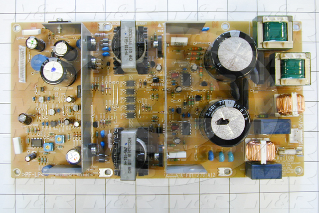Board Assembly, Power Supply, Use For I-Screen Printer 9880