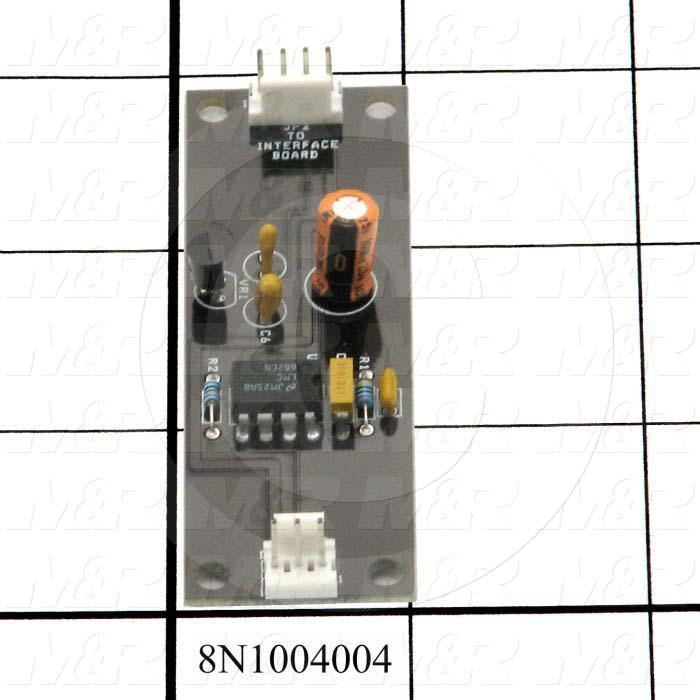 Board Assembly, Preamp Board, Use For Helios, For Photodetector