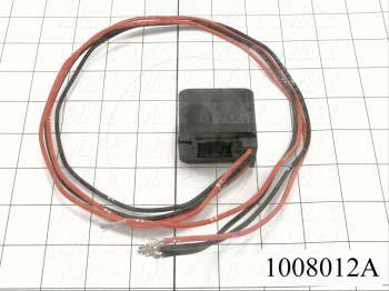 Brake Coil, 120/230V Dual Voltage, Use For Motor #1008012