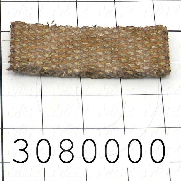 Woven Brake Lining Material : Brake lining material semi metallic woven