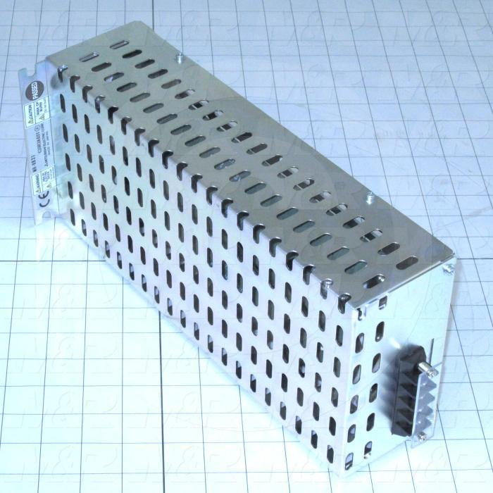 Brake Resistor, 6.7 Ohm, 300W
