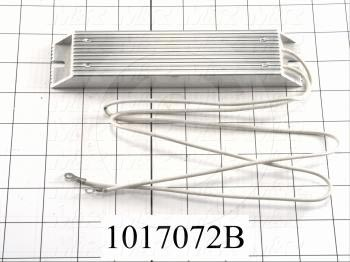 Brake Resistor, 60 Ohm, 120W