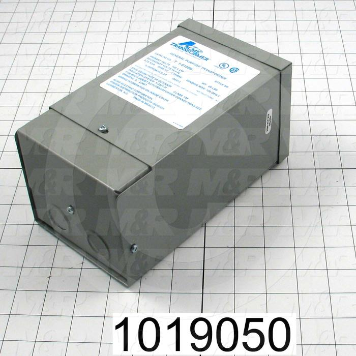 Buck-Boost Transformer, 750VA, 120/240V Primary Voltage, 16/32V Secondary Voltage