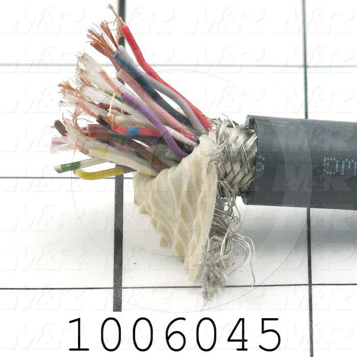 Bulk Cable, 24 Conductors, 26AWG