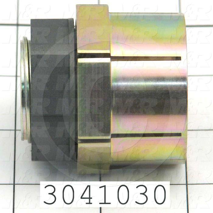 "Bushings, Keyless Type, 1.00"" Bore Size, Trantorque GT, Steel Material"