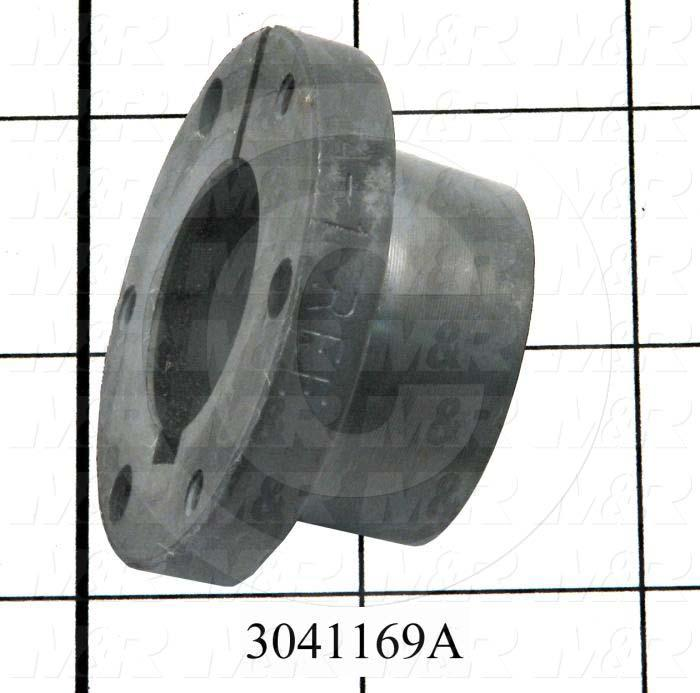 "Bushings, Q-D SD Type, 1.00"" Bore Size, 1/4"" X 1/8"" Keyseat, Steel Material"