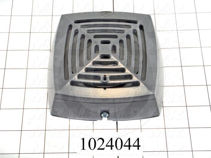Buzzers, 24VDC, 0.16A, 80 (dBA/30cm), Pulse Tone
