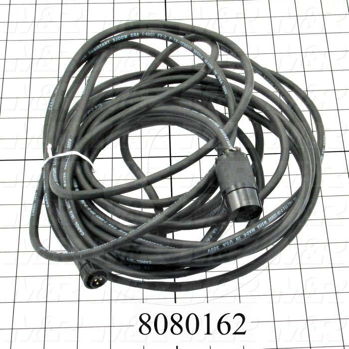 Cable Assembly, Communication Cable, 35', For All QFU, Optional Remote Control Part