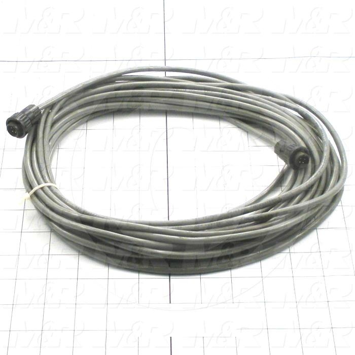 Cable Assembly, Control Box Cable, 35', For All QFU, Optional Remote Control Part